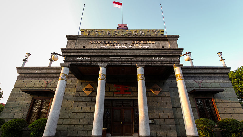 Museum House Of Sampoerna