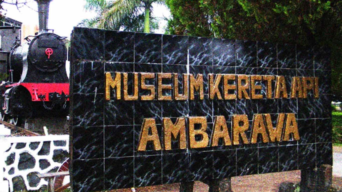 Museum Kereta Api Abarawa