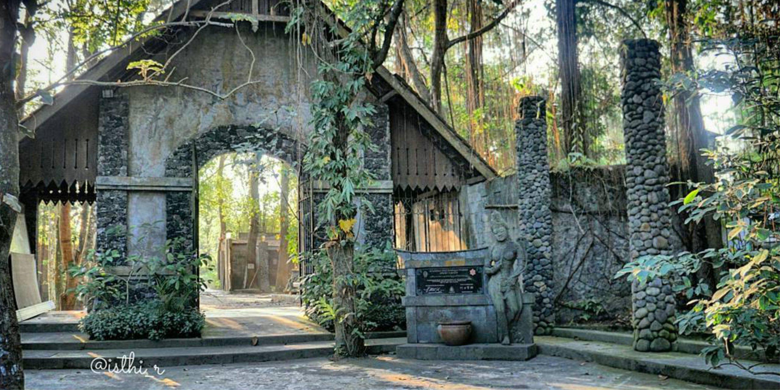 Museum Ullen Sentalu Yogyakarta