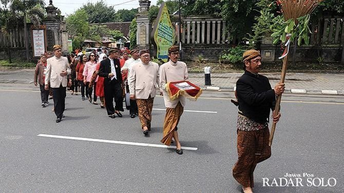 Petisi untuk Museum Radya Pustaka Surakarta