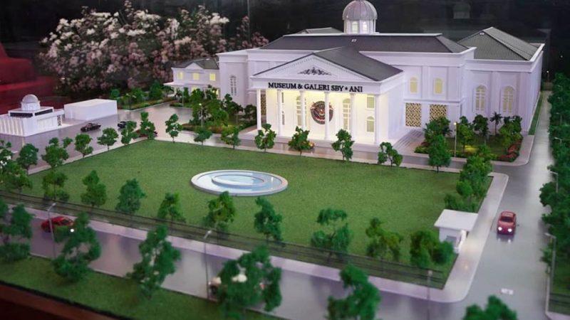 Menakar Museum dan Galeri Seni Susilo Bambang Yudhoyono – Ani Yudhoyono